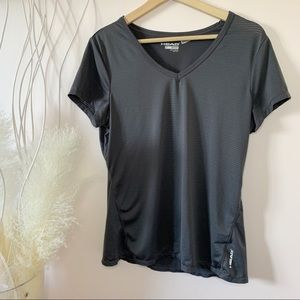 🧚🏻♀️3/30 HEAD grey workout tee size S